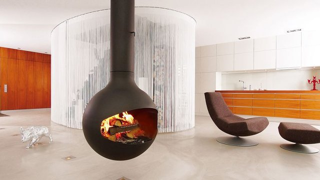 Iconic Modern Fireplaces Now Available in North American Market