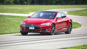 All electric Tesla Model S P85D is the best vehicle tested – ever