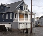 Pre-cast concrete walls stand up to Hurricane Sandy