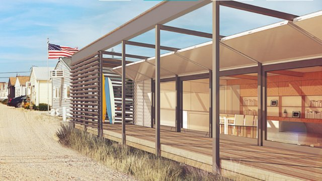 Solar House Designed to Stand Up to Hurricanes