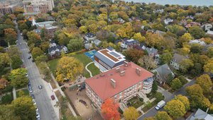 Ill. private school receives LEED platinum for new wing