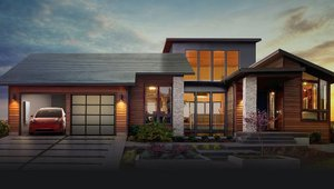 Tesla Announces New Solar Roof Shingles (video)
