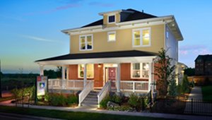 Colorado Production Builder Builds Two LEED Silver Single Family Homes