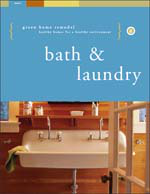 Green Home Remodel: Bath & Laundry
