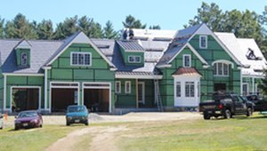 Metal roofing delivers traditional looks with sustainability built in