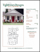 Haywood I Accessible Home Plans  TightLines Designs