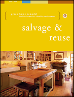 Green Home Remodel: Salvage & Reuse