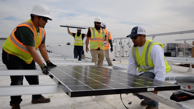 First Los Angeles Zero Net Energy Multifamily Affordable Housing Development Uses Solar Power