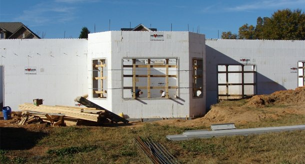 5 Things You Didn T Know About Insulated Concrete Form