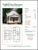 Ansley II Home Plans TightLines Designs