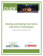 Heating and Cooling Your Home with Green Technologies: A Guide to Creating an Energy Efficient Home