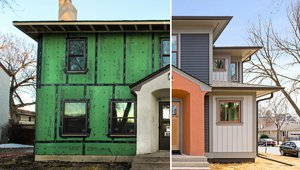 OA Showcase Home Creates Resilient Design with ZIP System® R-Sheathing
