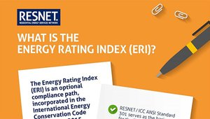 Home Builders Use the HERS Ratings for ERI Compliance
