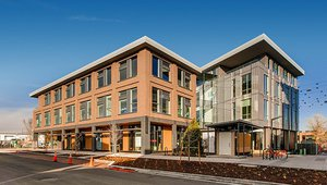 Net zero commercial building lease will share energy savings