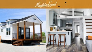 Big Change Starts Small at Mustard Seed Tiny Homes
