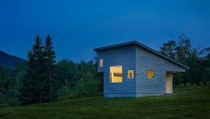 <p>&nbsp;</p>  <p><strong>BEST CONTEMPORARY</strong></p>  <p>Elizabeth Herrmann Elizabeth Herrmann Architecture + Design</p>  <p>Micro House Huntington, Vt.</p>  <p>The Micro House is a newly constructed 430-square-foot artist&rsquo;s home on a property with spectacular views in rural Vermont. The program was simple: a bathroom, sleeping area, kitchen, storage, dining/work table, living space that could double as guest sleeping and a sleeping loft.&nbsp;</p>