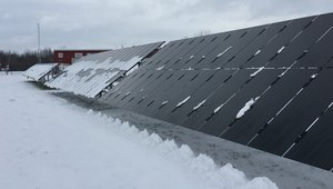 Let it snow: How solar panels can thrive in winter weather