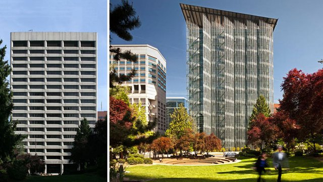 Oregon federal building lauded with sustainable design award