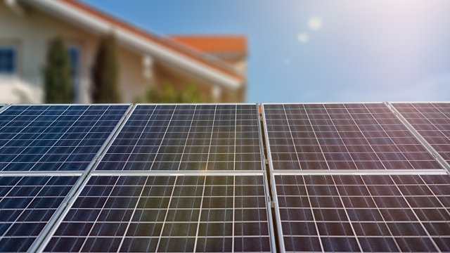 Solar community system could replace traditional power companies