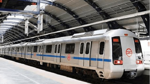 India's capital features world's first 'green' local metro network