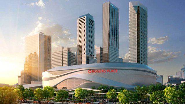 NHL arena achieves Canadian LEED first