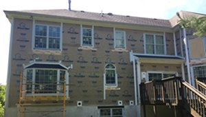 Water Damaged Stucco Homes Saved With House Wrap