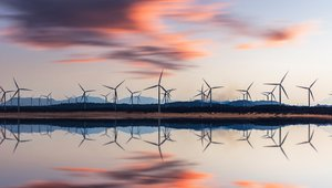 Wind now nation's largest renewable energy source