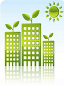 Green building and its benefit for the environment