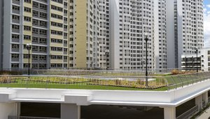 Parking points now boost LEED project scores
