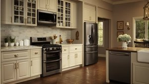For kitchens, black stainless steel is the new black