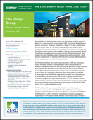 DOE Zero Energy Ready Home: The Proud Green Home at Serenbe