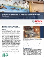 Wildlife Refuge Upgrades to FHP Geothermal HVAC System