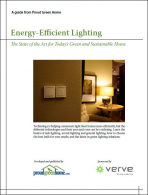 Energy-Efficient Lighting: The State of the Art for Today's Green and Sustainable Home