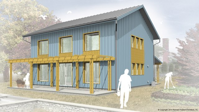 Passive House in Scranton becomes the 112th certified in North America
