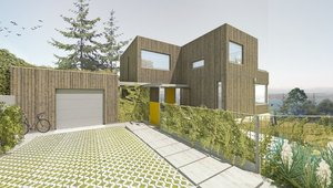 <p>The Madrona Passive House is projected to be PHIUS+ Passive House and DOE Zero Energy Ready Home and Net Zero.</p>  <p>&nbsp;</p>