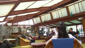 LED lighting helps preserve Frank Lloyd Wright's Taliesin West