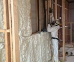 Construction update: Proud Green Home at Serenbe ready for drywall