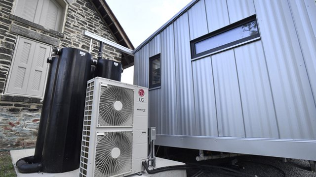 LG energy-efficient technology at heart of sustainable training center in Baltimore