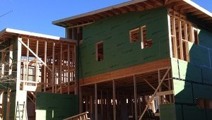 Insulated R-9 Sheathing Simplifies Energy Code Compliance