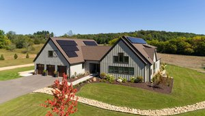 Great Green Home   Afton Model by Amaris Homes