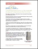Central Kansas Homeowners Love the Geothermal Heating and Cooling System in Their New Home