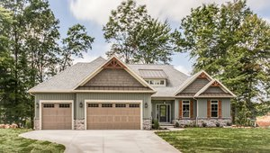 Charis Homes built this 4,734-square-foot custom home in North Canton, Ohio, to the high performance criteria of the U.S. Department of Energy Zero Energy Ready Home (ZERH) program.