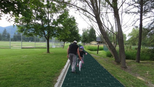 Solar roadway could revolutionize home power production