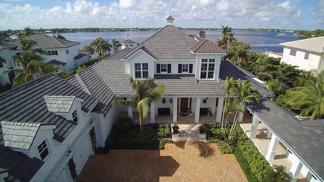 Composite Roof Tiles Stand Up to Hurricane Irma