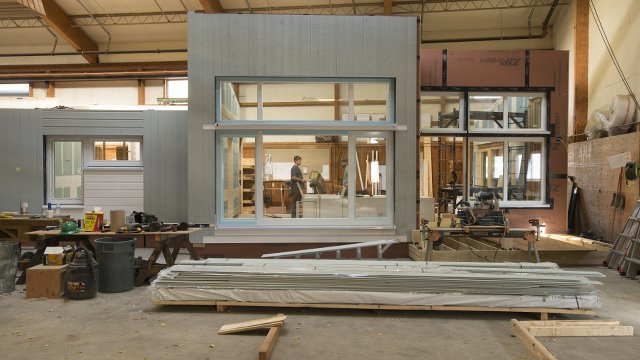High performance home will be erected onsite for Greenbuild Expo