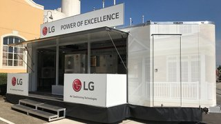 LG Expands Air Conditioning Technologies Road Show