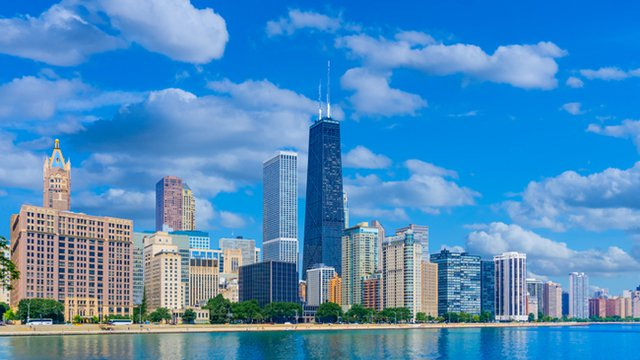 When it comes to green, Chicago's takes lead