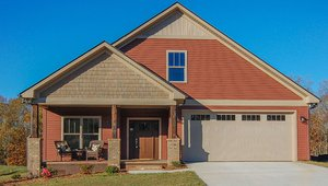 Addison Homes built this 2,625-square-feet home in Greenville, South Carolina, to the performance criteria of the DOE Zero Energy Ready Home (ZERH) program. The energy and water saving features are estimated to save $2,323 per year and $120,991 over a 30-year mortgage.
