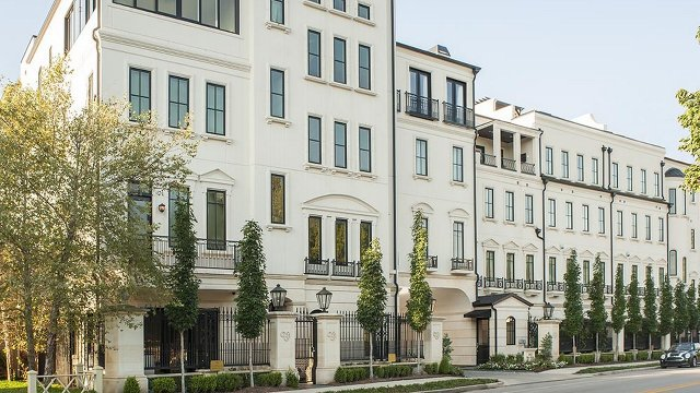 London-style Development in Houston Honored in National Design Competition