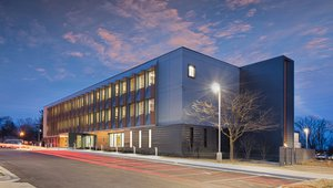 Reconstructed facility achieves highest LEED status